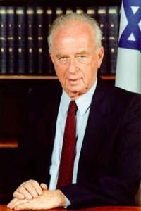Yitzhak Rabin Vale per questo socialista ebreo, specularmente, quello che si è detto di Sadat. Ad ucciderlo fu un estremista ebreo