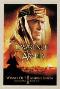 Lawrence d'Arabia - locandina