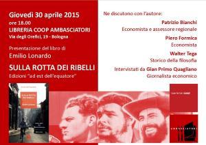 Invito Ambasciatori 30.04.2015